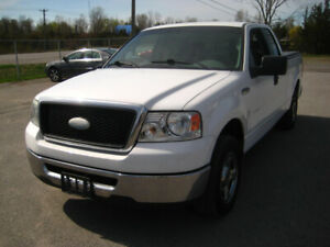 2007 Ford F150 XLT Ext Cab RWD