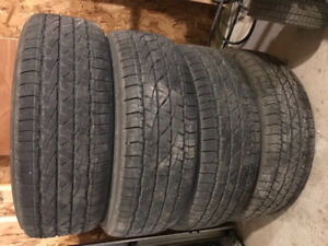 265/65R17 Tires