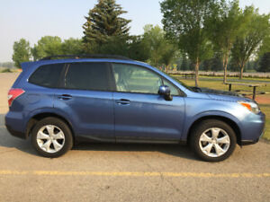 2015 Subaru Forester 2.5i Touring Edition & Convenience Pack