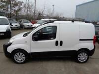 2012 Fiat Fiorino 1.3 JTD Multijet II Cargo Adventure Panel Van 3dr (EU5)