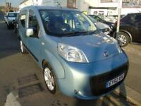 2012 Fiat Qubo 1.3 TD MultiJet 16v MyLife Dualogic (s/s) 5dr