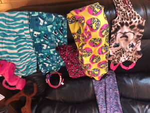 Girls size 12-14 large lot of clothes