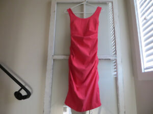 For Sale: Coral Coloured Dress