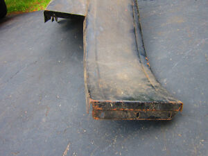 Old Car Fenders, 1927 Buick Front,  1935 Pontiac Rear Fender Kitchener / Waterloo Kitchener Area image 8