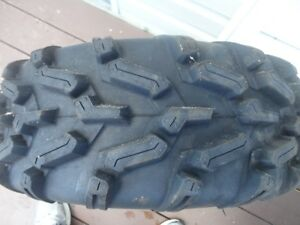BRAND NEW!!! CARLISLE ACT, ATV TIRE FRONT!
