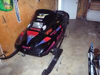 Mach 1 Ski-Doo