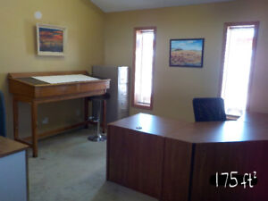 Office for Rent - 175 square feet