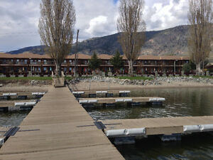 Lakeside townhouse for rent in Osoyoos BC