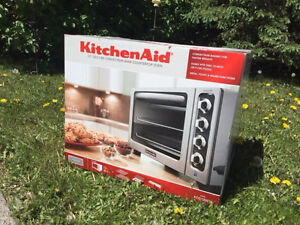 Brand New KITCHENAID 12 inch Convection Bake Countertop Oven