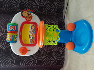 Fisher Price basketball net for baby or toddler