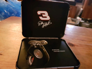 Earnhardt Sr and Jr collectibles