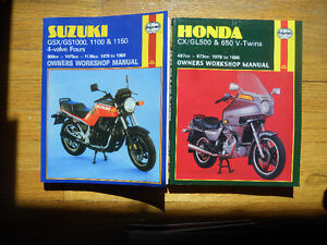 Books about Interesting & Vintage Motorcycles