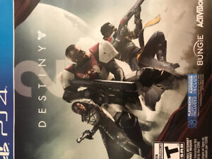 Destiny 2 Game on PS4