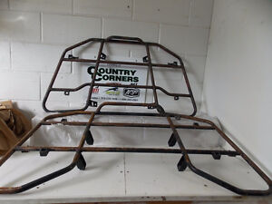 USED 2009 ATV 550 FRONT AND REAR RACKS - NEED PAINTED