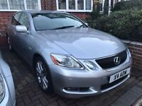 Lexus GS 450h 3.5 Electric Hybrid CVT 4dr *Full Service History* Top Of The Range *03-Month Warranty