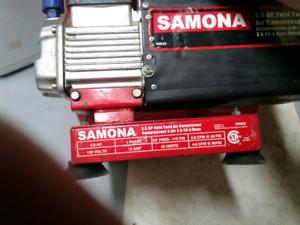 Compresseur à  air SAMONA