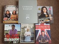 TV Chef Cook Books Bundle