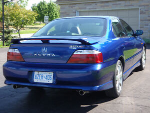 2003 Acura TL Type S A spec Sedan