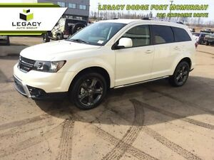 2015 Dodge Journey Crossroad  - Bluetooth -  leather seats -  po