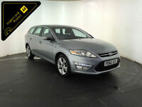 2012 62 FORD MONDEO TITANIUM TDCI DIESEL ESTATE 1 OWNER SERVICE HISTORY FINANCE