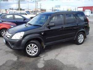 2006 Honda CR-V Wagon St James Victoria Park Area Preview
