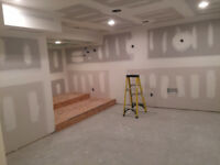 PJ Drywall and Renovations