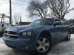 2007 Dodge Charger R/T AWD 147K  =DVD - HEMI = LEATEHR - SUNROOF