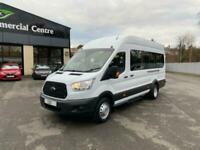 2016 Ford TRANSIT 460 L4 17 Seater Minibus