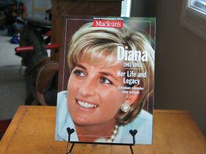 Diana 1961-1997 Maclean's Special Commemorative Edition Peterborough Peterborough Area image 1