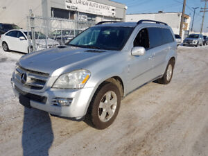 2007 Mercedes-Benz GL450, AWD, loaded, Navi, only 151,000 km.