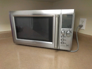 Breville Stainless Steel Microwave