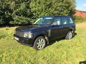 Range Rover Vogue 4.4 long mot fsh