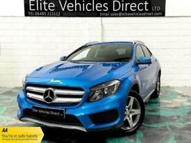image for 2016 Mercedes-Benz GLA-CLASS 2.1 GLA 200 D AMG LINE 5d 134 BHP Estate Diesel Sem