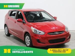 2016 Hyundai Accent LE AUTOMATIQUE A/C