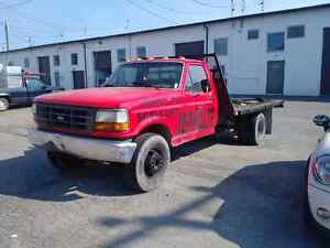 Camion ford 7.3l 1992