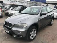 2007 57 REG BMW X5 3.0D 4x4 SEVEN SEATER AUTO LEATHER SUPERB COND AND DRIVE !