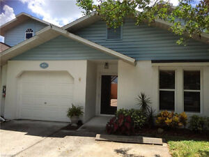 **SPACIOUS TOWNHOUSE** - located in Fort Myers, Fl