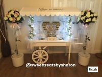 Wedding sweet cart ***HIRE ONLY*** £60