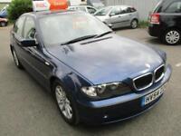BMW 3 Series PETROL MANUAL 2004/54