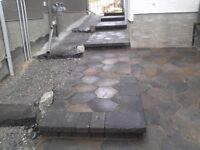 LANDSCAPING AND CONSTRUCTION