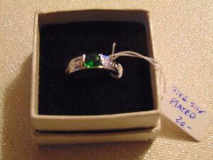 Large variety of Sterling silver rings, and other jewellery Edmonton Edmonton Area image 5