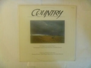 COUNTRY - Soundtrack LP Composed & Conducted by Charles Gross