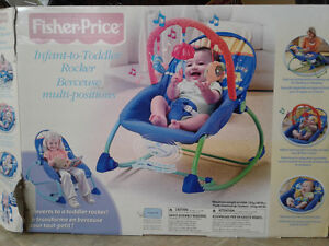 Berceuse multi-positions fisher-price