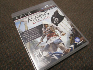 Assass_n's Creed® IV Black Flag™ for PS3 - New, Store-Opened $14