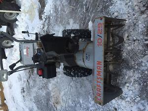 craftsman snowblower 10/29 Peterborough Peterborough Area image 1