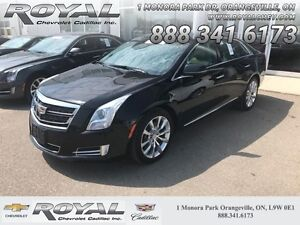 2016 Cadillac XTS LUXURY * AWD * NOT A RENTAL  GM EXEC VEHICLE