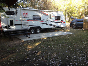 Greenwater RV Park lot