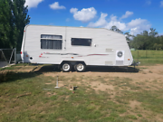 Caravan Coromal Princeton 601 19ft Custom Built Mudgee Mudgee Area Preview