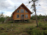 Cabin for sale on acre lot