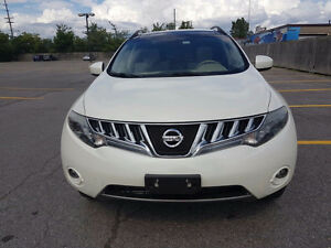 NO ACCIDENTS 2010 Nissan Murano SL AWD LOADED LIKE NEW